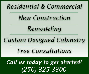 Call today for a free consultation! 256-325-3300